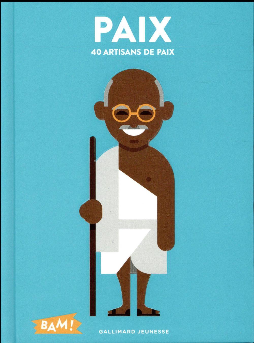 PAIX - 40 ARTISANS DE PAIX