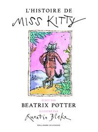 BEATRIX POTTER - ALBUMS - L'HISTOIRE DE MISS KITTY