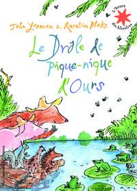 LE DROLE DE PIQUE-NIQUE D'OURS