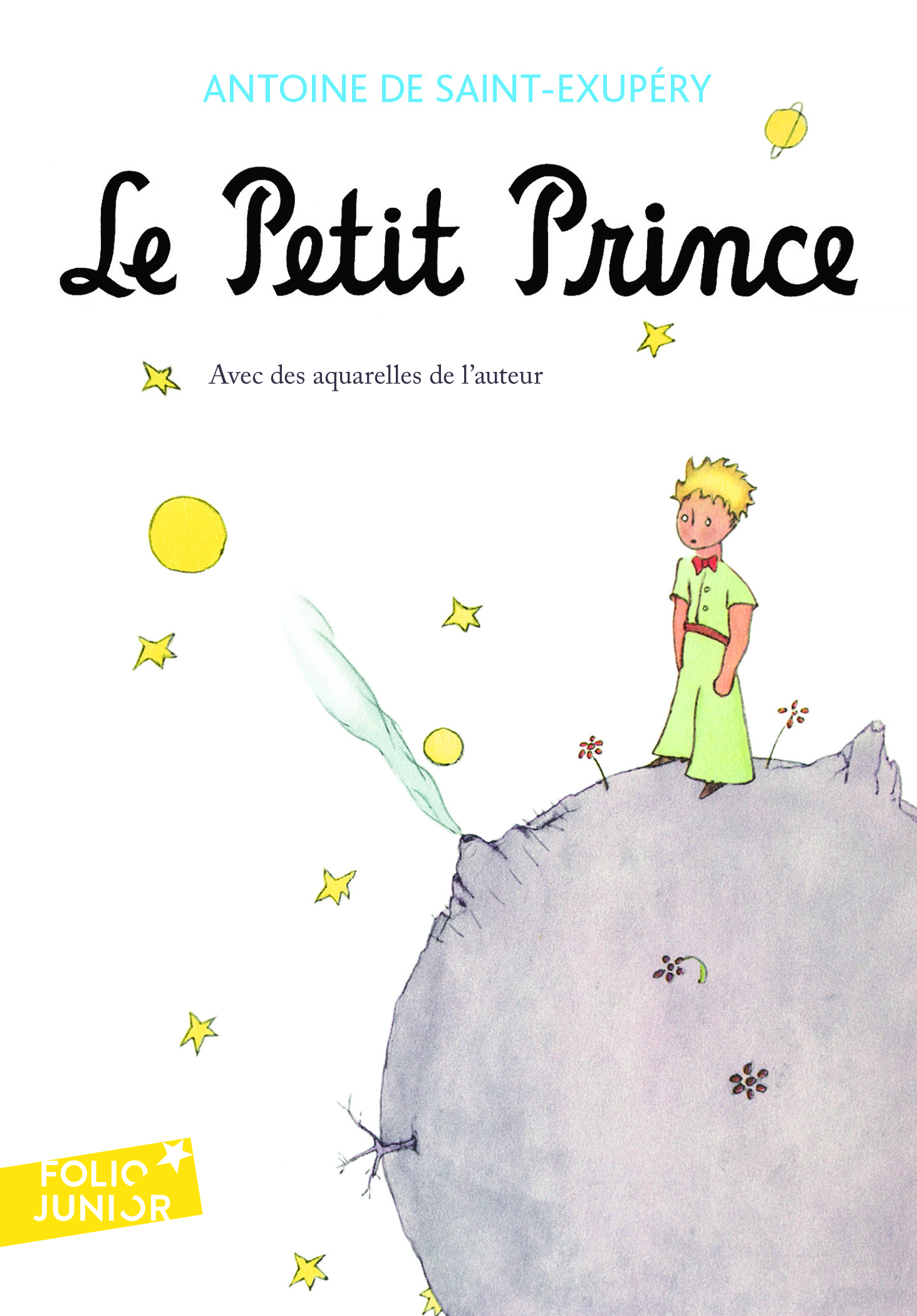 FOLIO JUNIOR - LE PETIT PRINCE