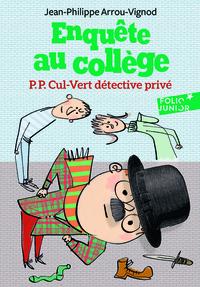 P. P. CUL-VERT DETECTIVE PRIVE