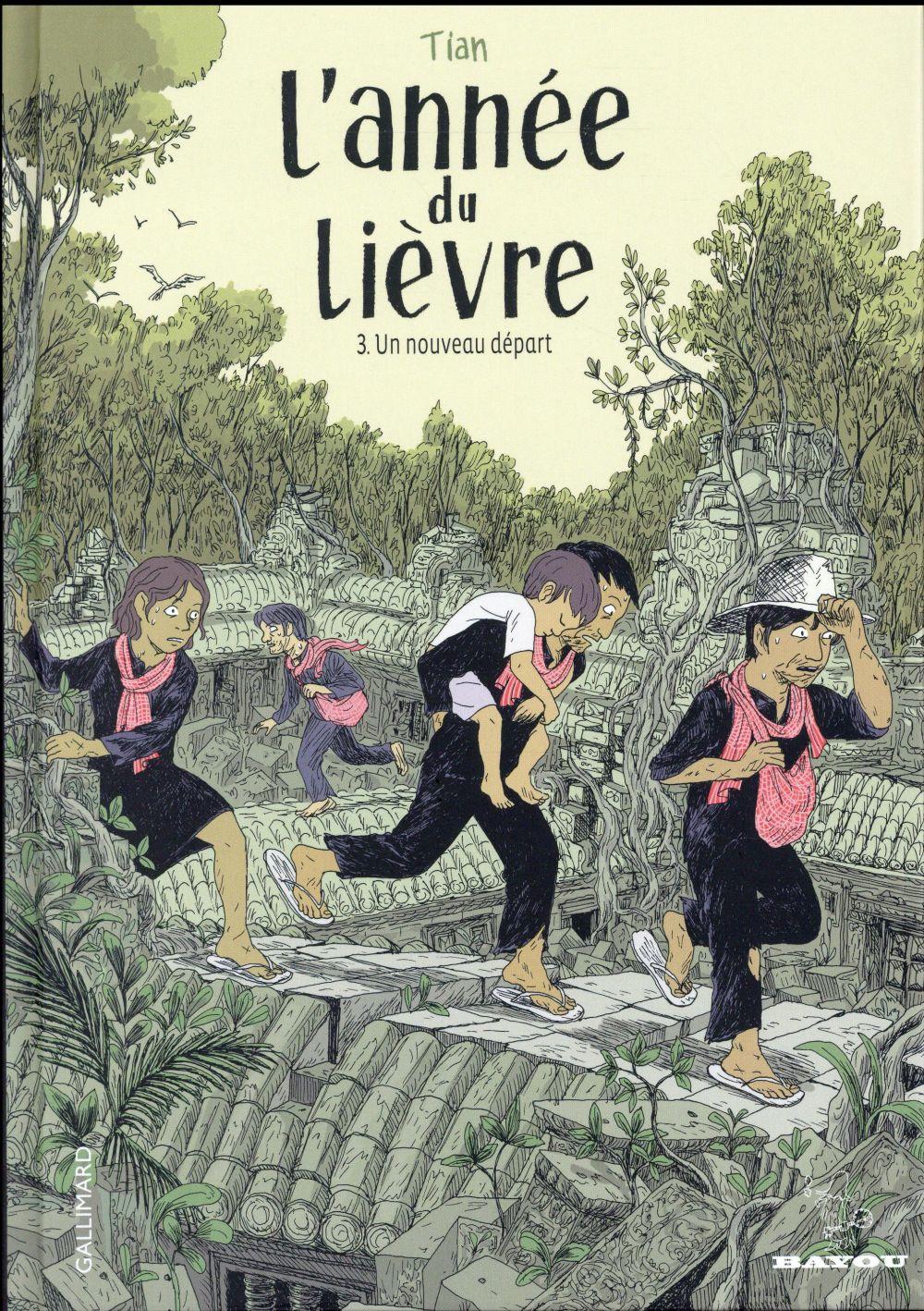 L'ANNEE DU LIEVRE T3