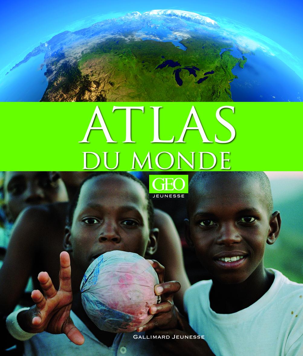 L'ATLAS DU MONDE GEO JEUNESSE