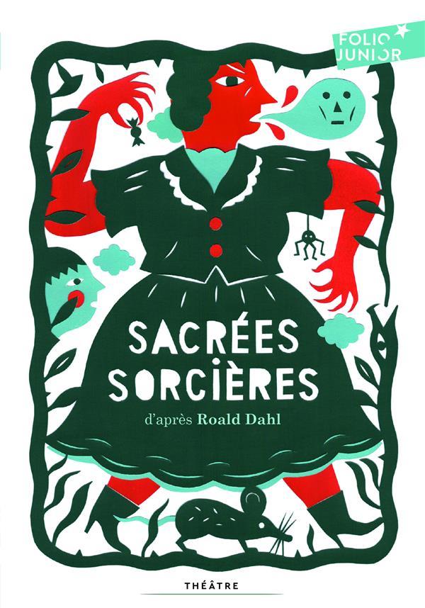 SACREES SORCIERES - PIECES POUR ENFANTS