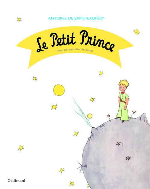 LE PETIT PRINCE - EDITION CARTONNEE