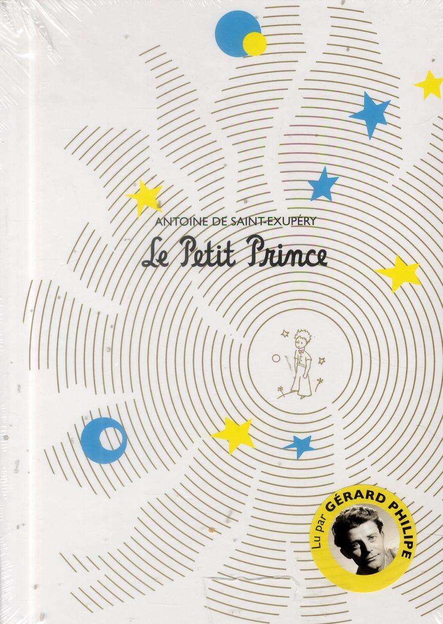LE PETIT PRINCE - COFFRET ANNIVERSAIRE LIVRE-CD + DVD
