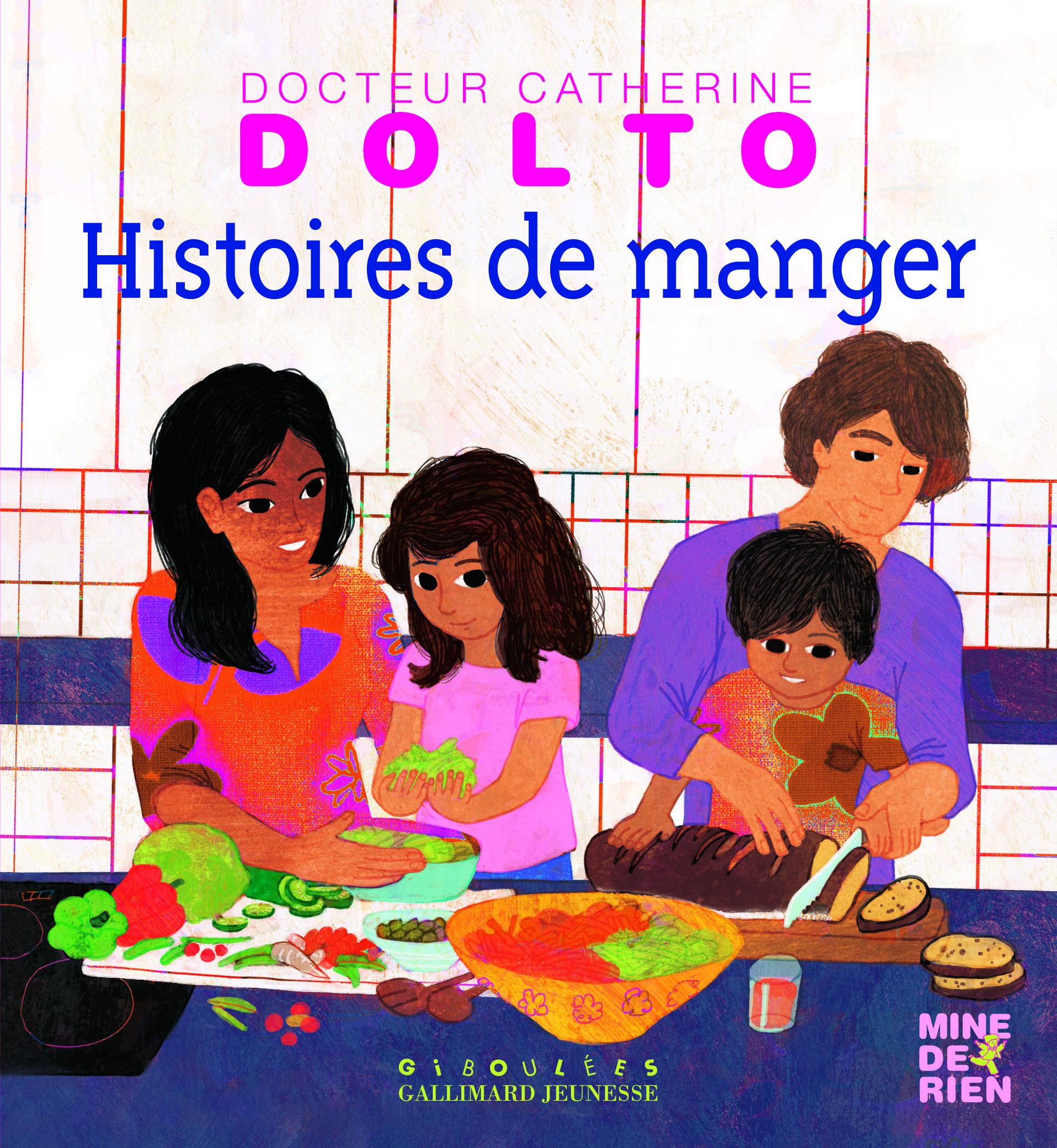 HISTOIRES DE MANGER