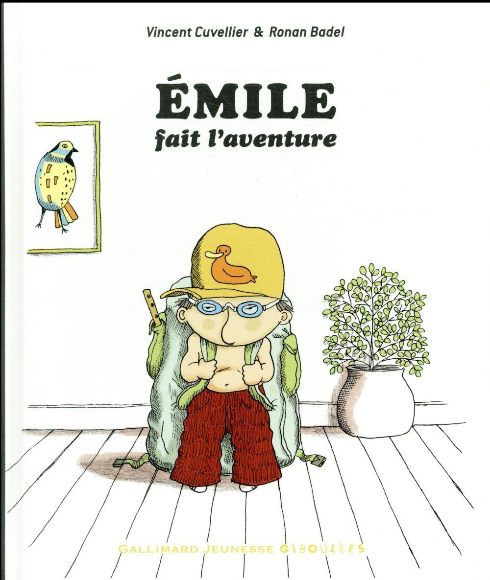EMILE FAIT L'AVENTURE