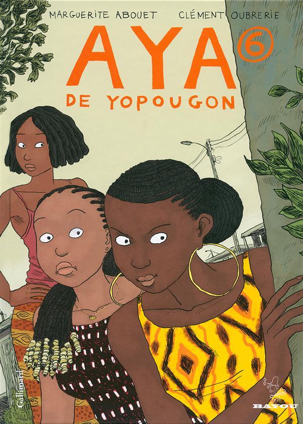 AYA DE YOPOUGON (TOME 6)