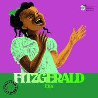 ELLA FITZGERALD LIV CD