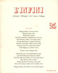 L'INFINI N25