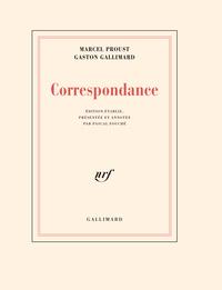 CORRESPONDANCE 1912-1922