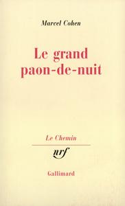 LE GRAND PAON-DE-NUIT