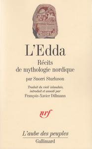 L'EDDA - RECITS DE MYTHOLOGIE NORDIQUE