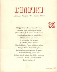 L'INFINI N35