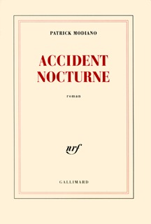 ACCIDENT NOCTURNE ROMAN