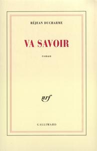 VA SAVOIR ROMAN