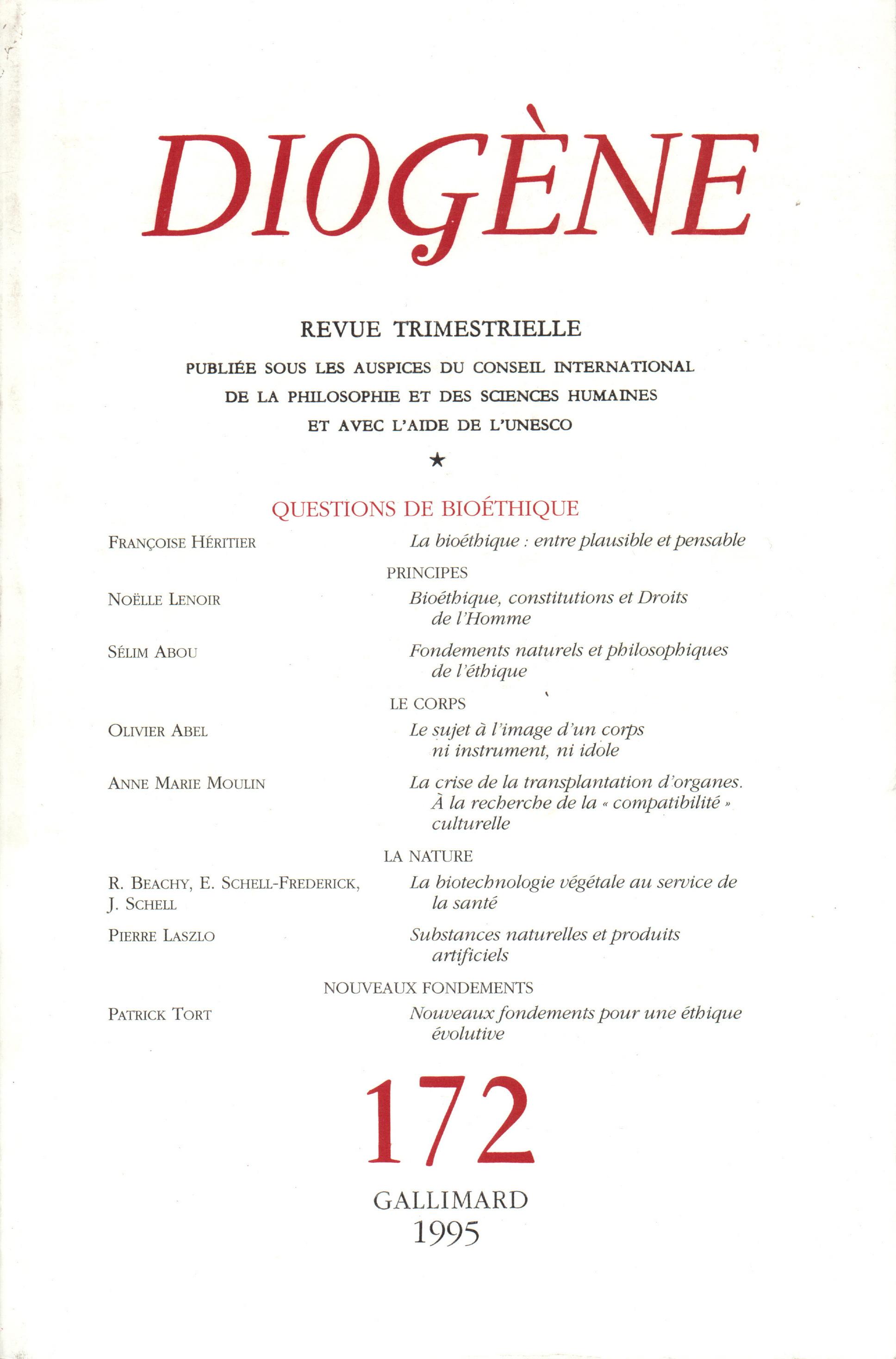 DIOGENE 172