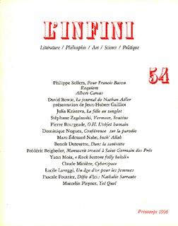 L'INFINI N54