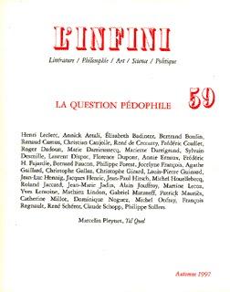 L'INFINI N59