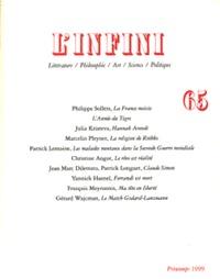 L'INFINI N 65