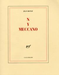 N Y MECCANO