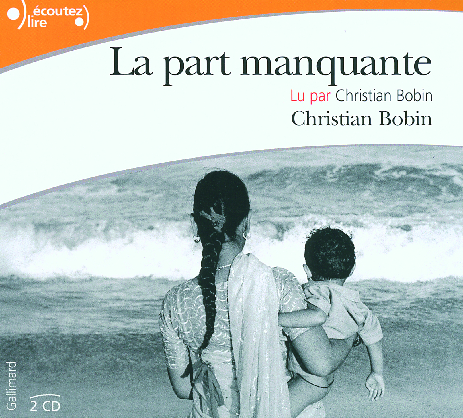 LA PART MANQUANTE CD