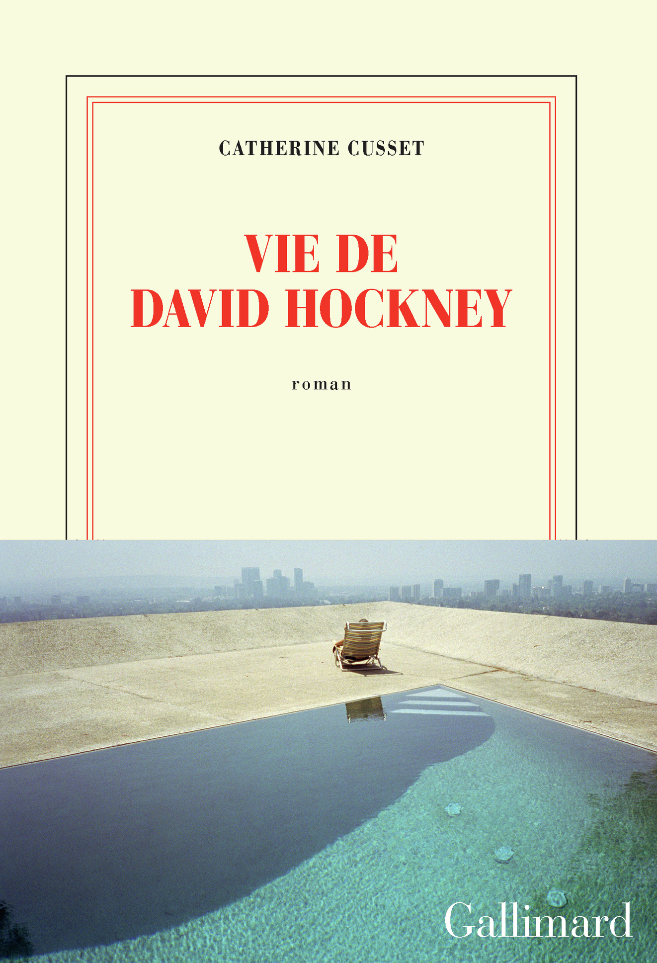 VIE DE DAVID HOCKNEY
