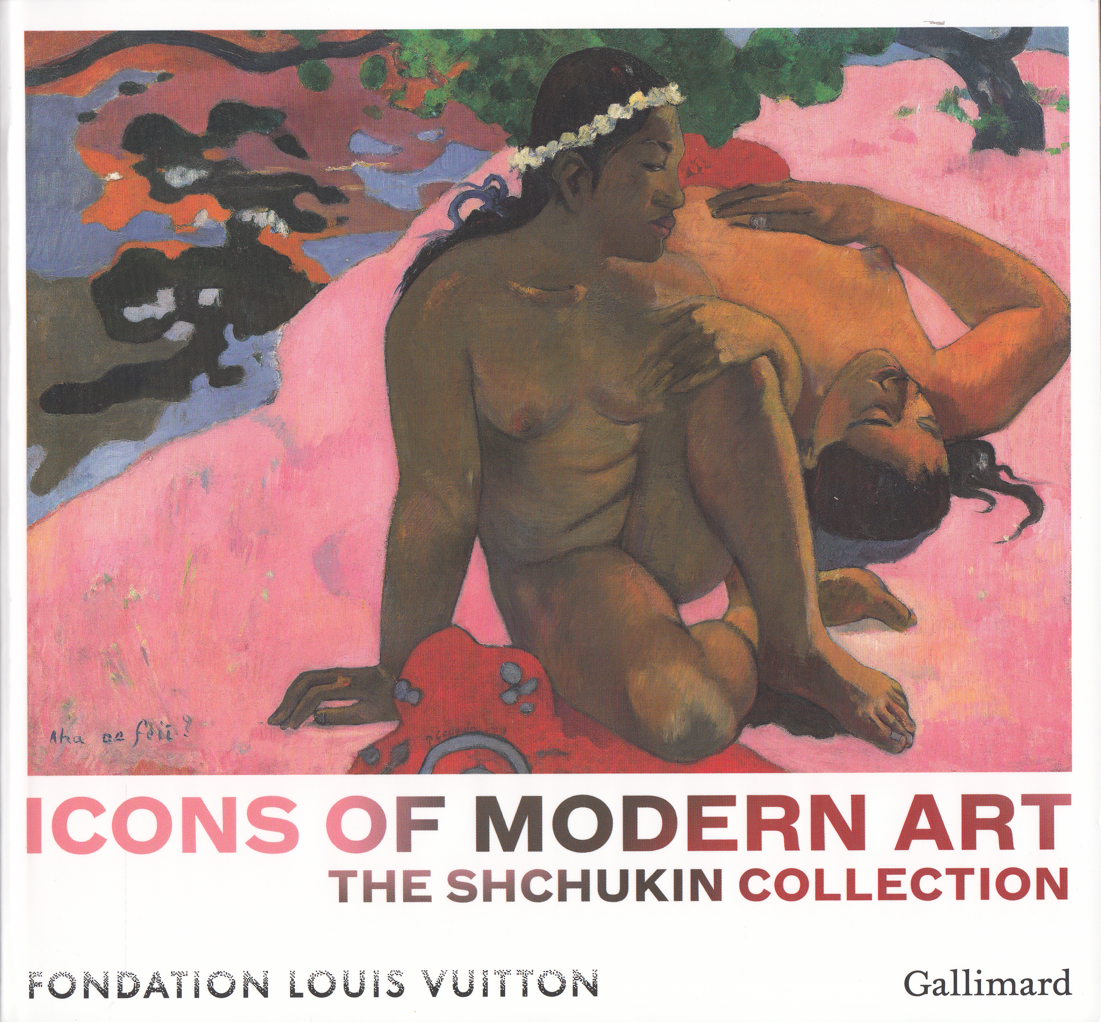 ICONS OF MODERN ART (NOUVELLE EDITION BROCHEE)