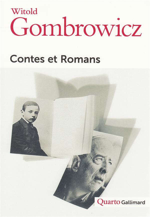 QUARTO - CONTES ET ROMANS