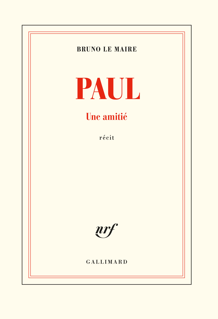 PAUL - UNE AMITIE