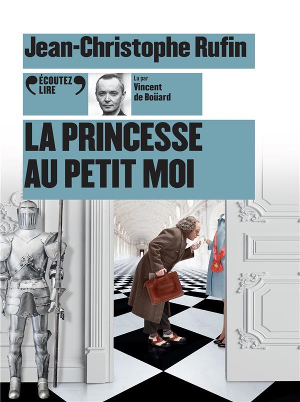 LES ENIGMES D'AUREL LE CONSUL - IV - LA PRINCESSE AU PETIT MOI - AUDIO