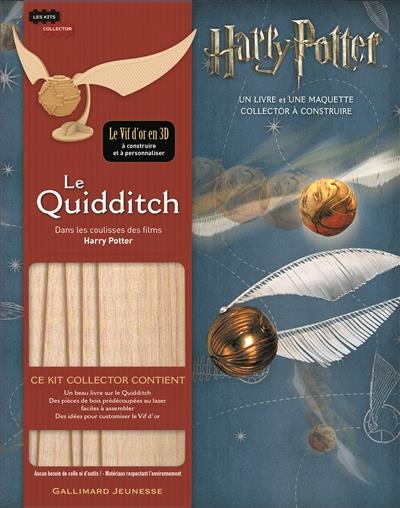 KIT COLLECTOR 2 : LE QUIDDITCH
