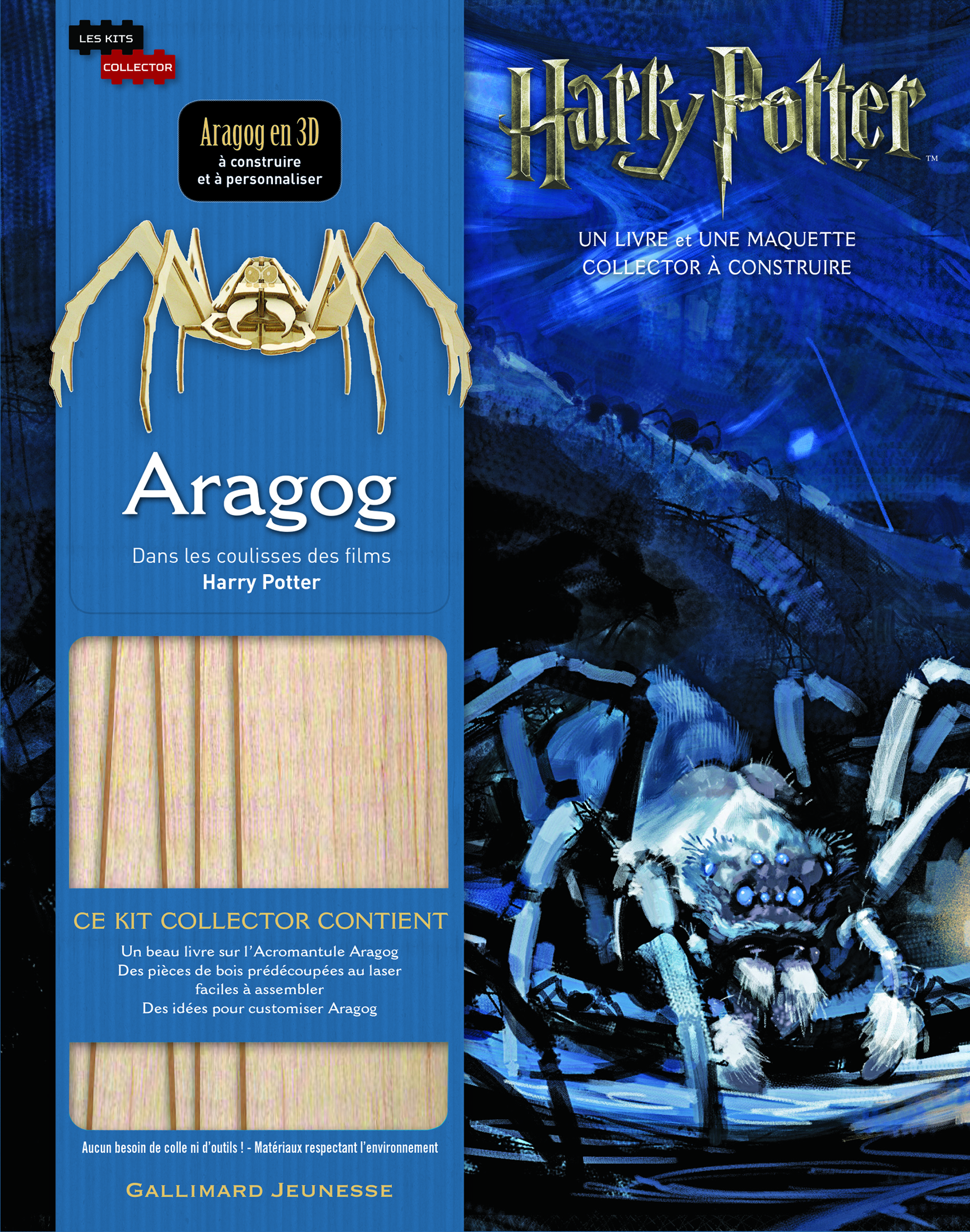 KIT COLLECTOR 3 : ARAGOG