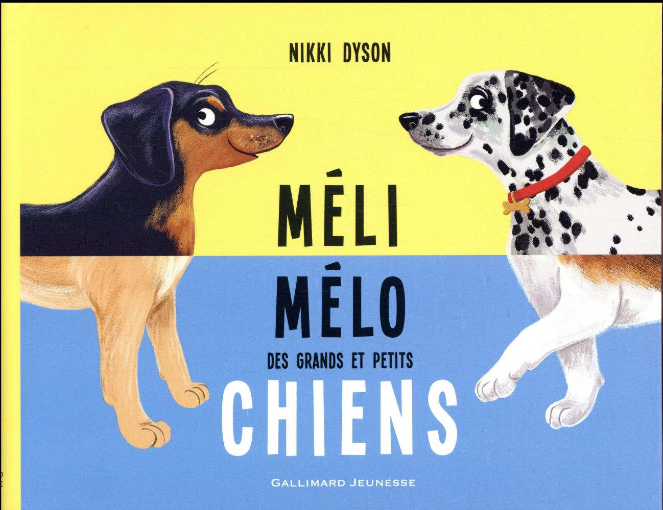 MELI-MELO DES GRANDS ET PETITS CHIENS