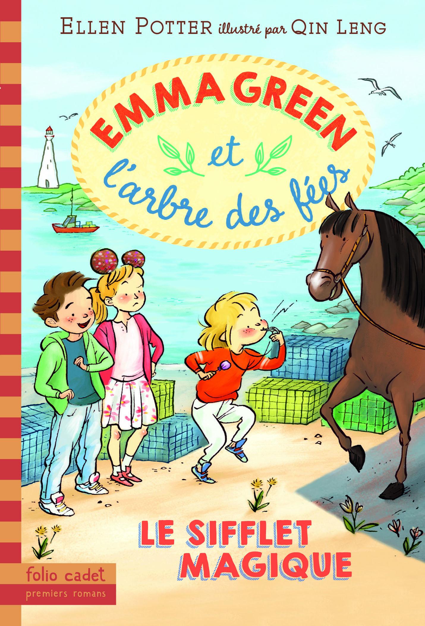 EMMA GREEN ET L'ARBRE DES FEES, 3