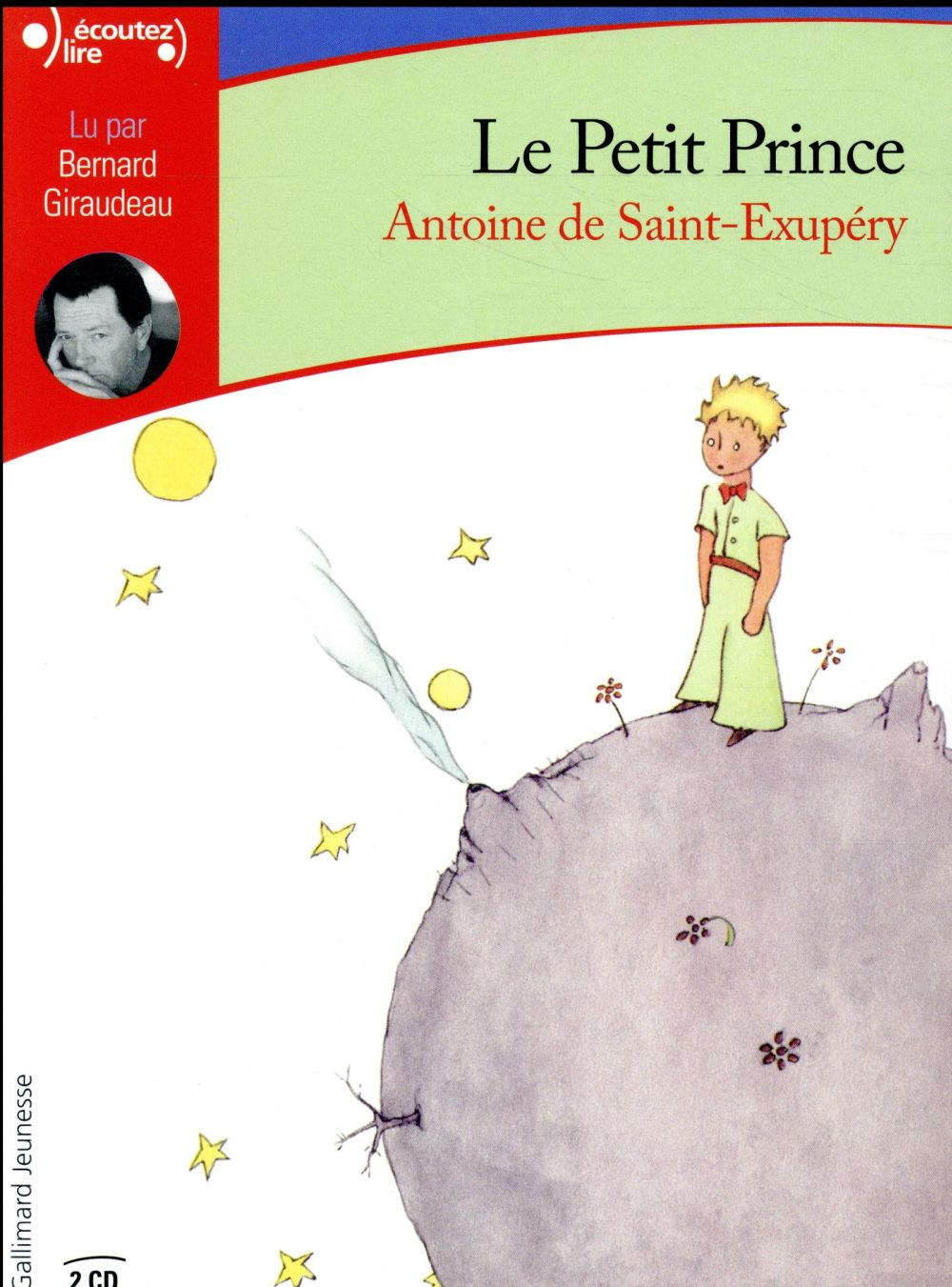 LE PETIT PRINCE CD (VERSION INTEGRALE)