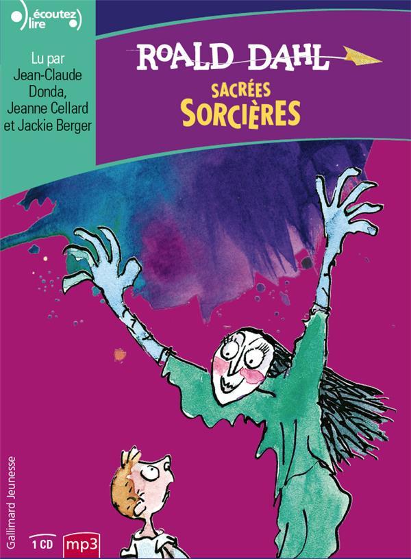SACREES SORCIERES CD