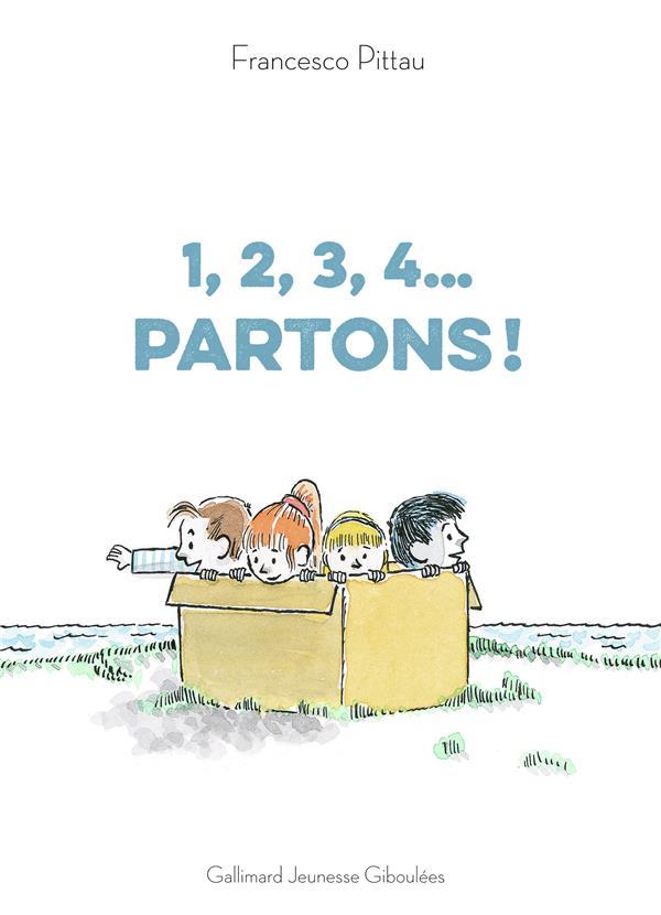 1, 2, 3, 4  PARTONS !