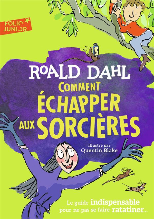 COMMENT ECHAPPER AUX SORCIERES - LE GUIDE INDISPENSABLE POUR NE PAS SE FAIRE RATATINER...