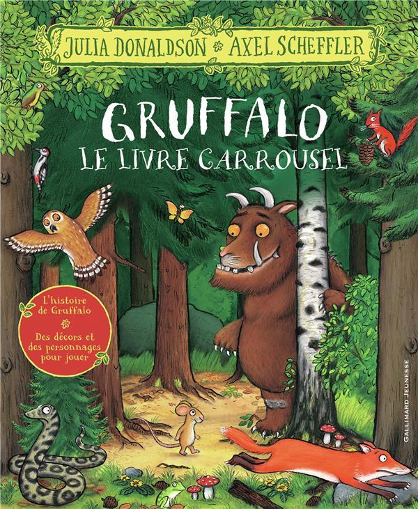 GRUFFALO CARROUSEL