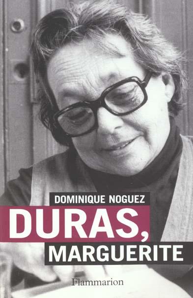 DURAS, MARGUERITE