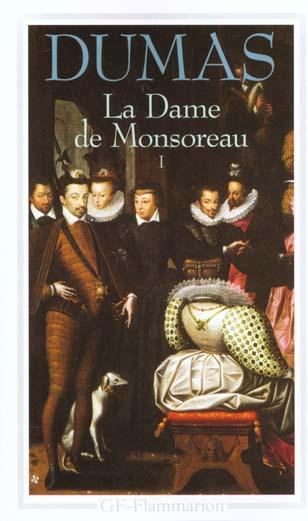 LA DAME DE MONSOREAU  T1