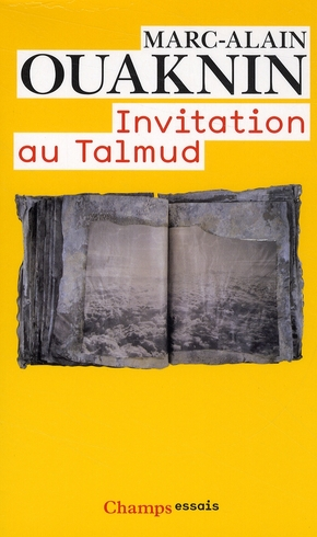INVITATION AU TALMUD