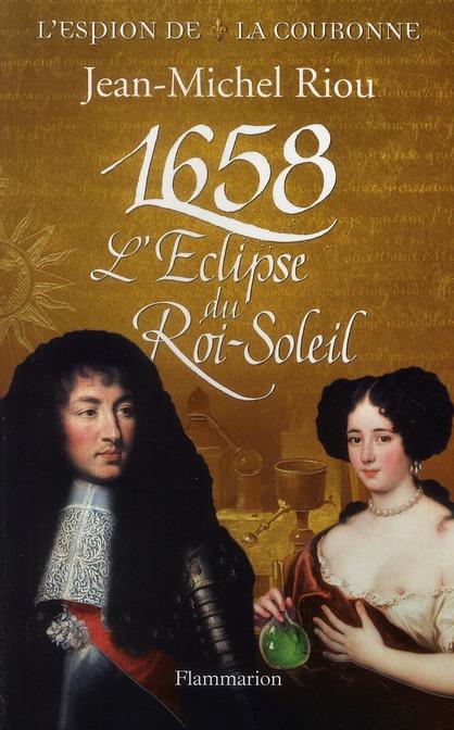 1658 L'ECLIPSE DU ROI SOLEIL