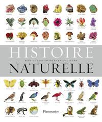 HISTOIRE NATURELLE - PLUS DE 5000 ENTREES EN COULEUR