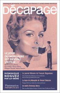 LE JOUR OU MON LIVRE EST DEVENU UN FILM - DECAPAGE - T47