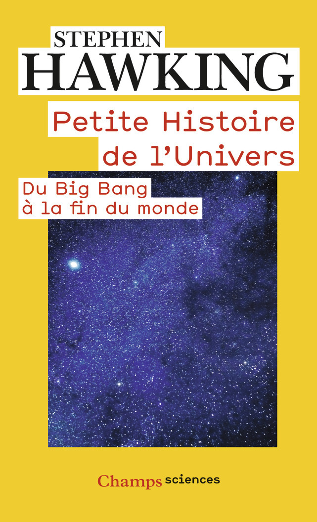 PETITE HISTOIRE DE L'UNIVERS - DU BIG BANG A LA FIN DU MONDE