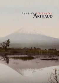 Catalogue Arthaud, rentrée 2015