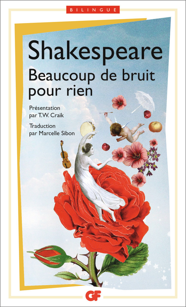 BEAUCOUP DE BRUIT POUR RIEN / MUCH ADO ABOUT NOTHING